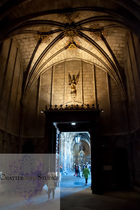 Walking into the Light, The Cathedral of Barcelona