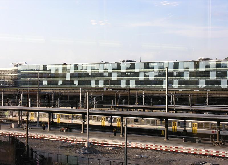 Elsässertor at Bahnhof SBB