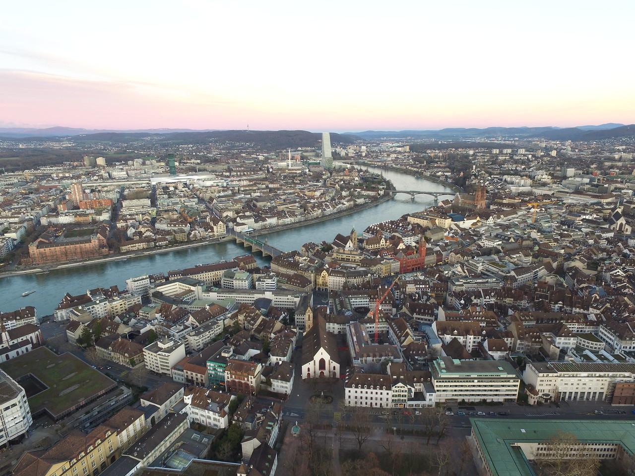 Basel, 18.00 h