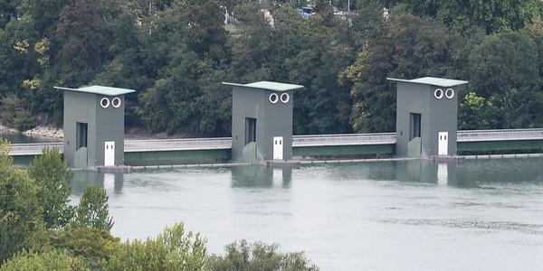 Wasserkraftwerk Birsfelden