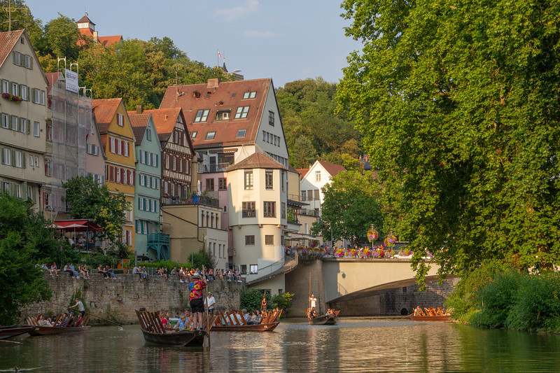 European Vacation - Day 10 - Tubingen, Germany