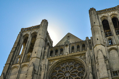 #7 - Grace Cathedral and Park