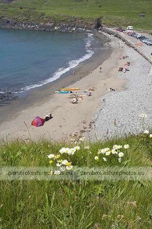 Abereiddi Beach