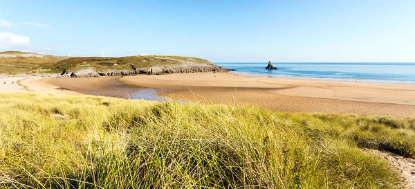 Broadhaven South, Pembrokeshire.