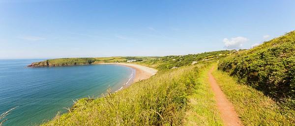 Freshwater East, Pembrokeshire.