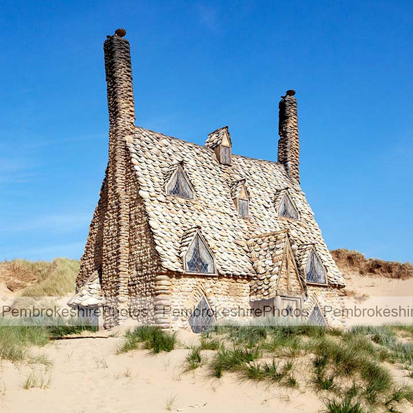Shell House, Freshwater West