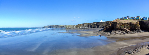 Little Haven, looking across to Broad Haven