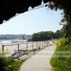 Exiting tunnel between Wisemans Bridge and Coppet Hall beach, Saundersfoot