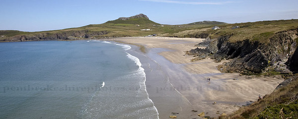 Whitesands, St David's.