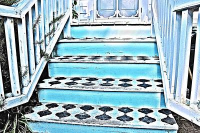 Harlequin Beach Stairs