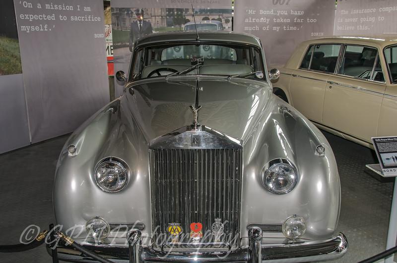 James Bond Rolls Royce