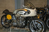 Norton racing bike