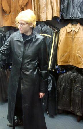 maradydd seduced by a leather coat
