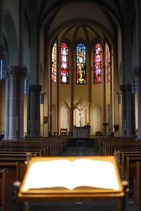 St. Niclaus Church in Bensberg
