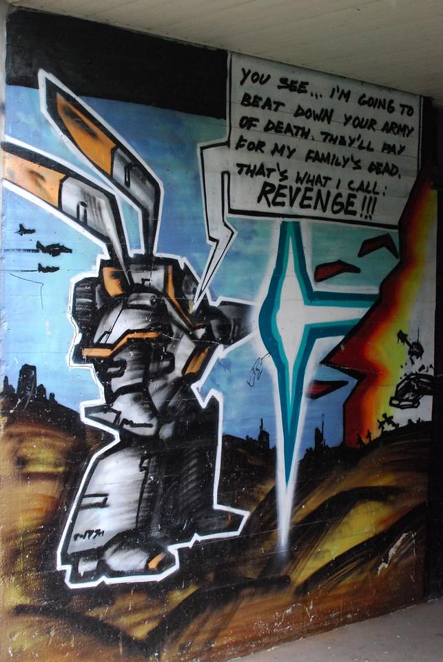 Graffity in Bensberg