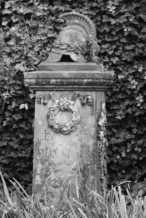 Cemetery in Bensberg