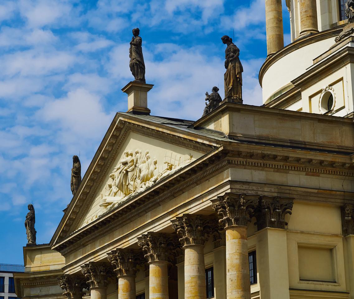 Neue Kirche in Berlin