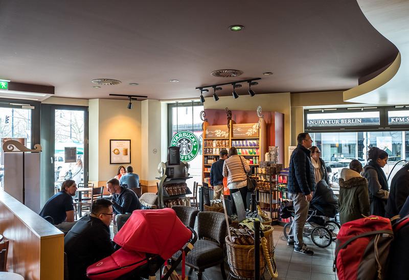 Starbucks in Berlin