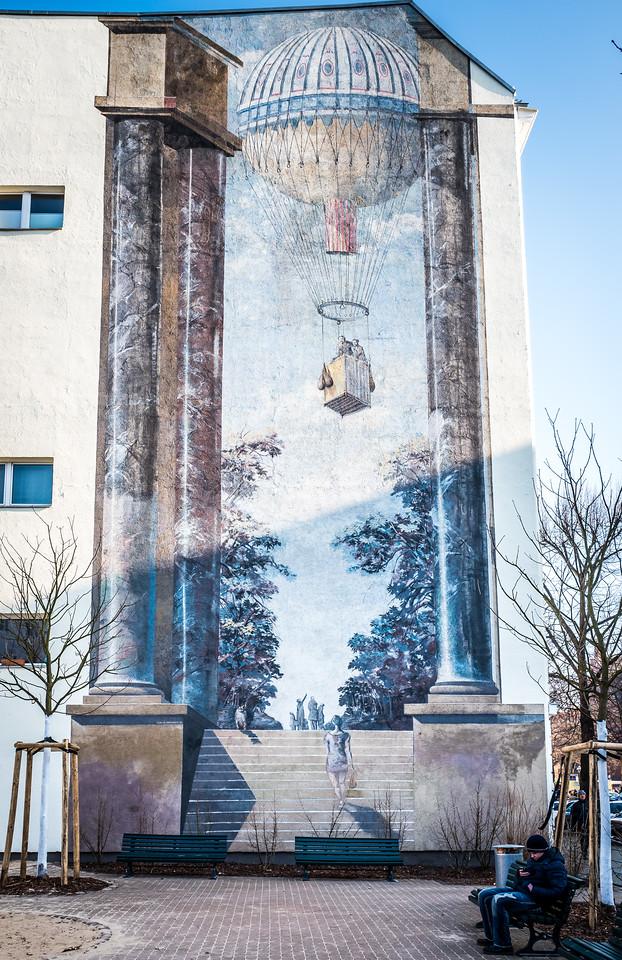 Graffiti in Charlottenburg, Berlin