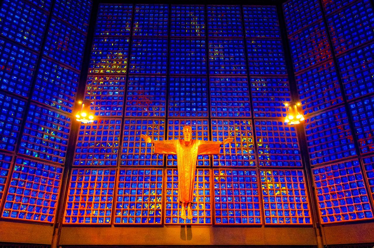 Kaiser Wilhem Church, Berlin