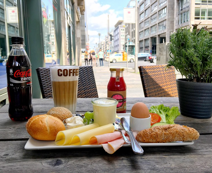 Breakfast in Berlin