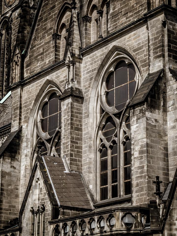 An old church in Berlin