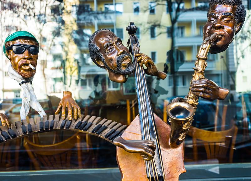 Jazz, Charlottenburg, Berlin