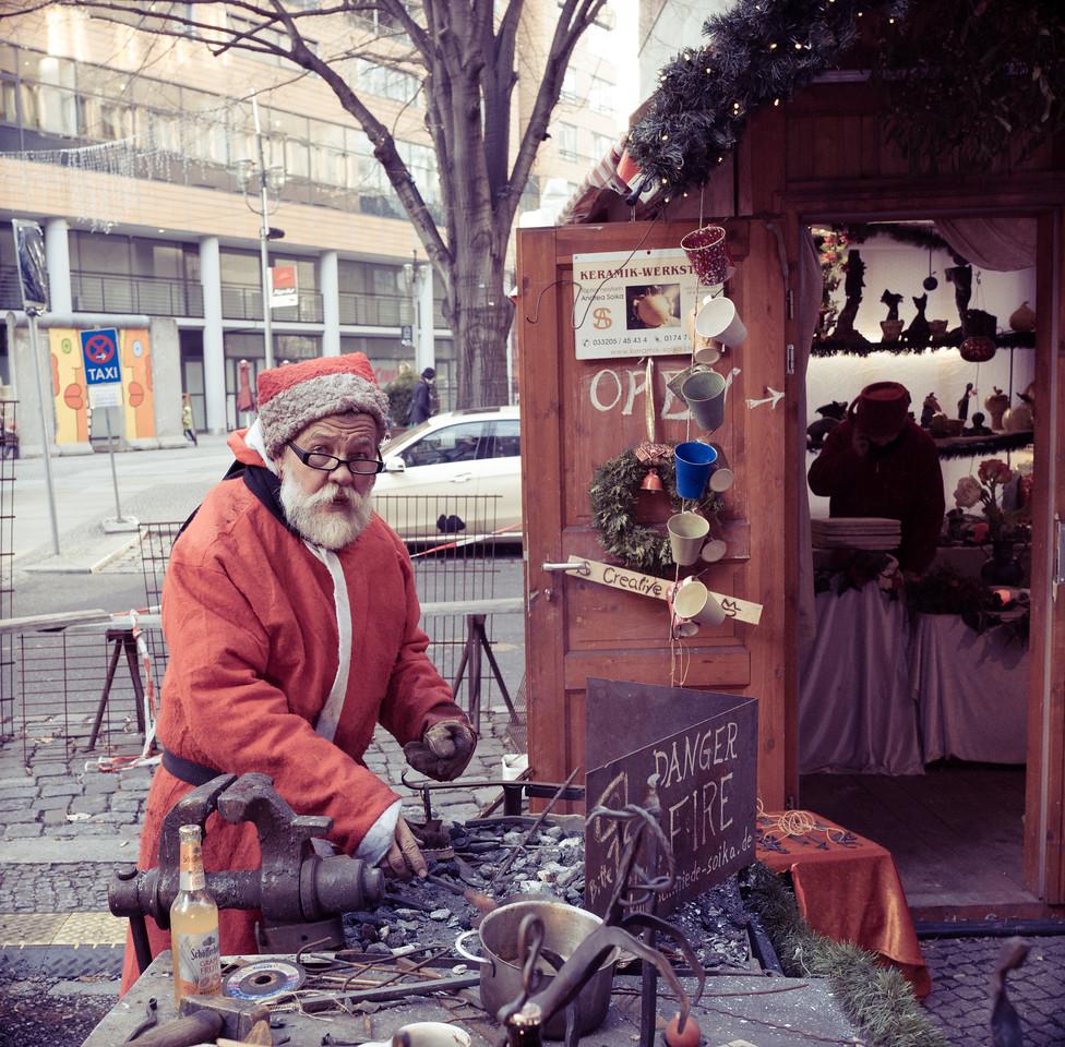 Berlin before Christmas