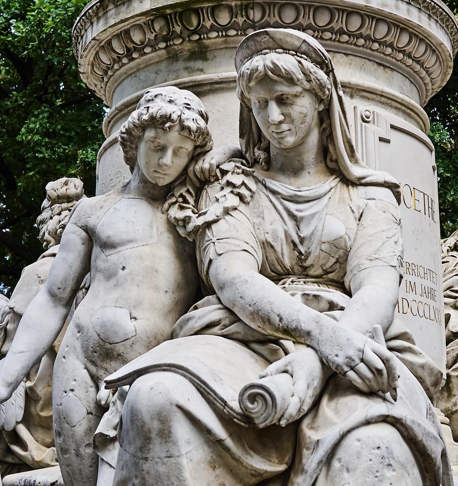 Statue fragment, Berlin
