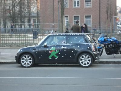 Kitschy car