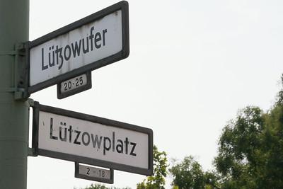 Lützowufer, Lützowplatz