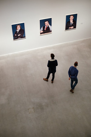 Inside the Berlinische Galerie