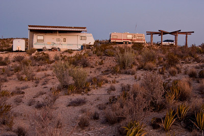 Uncle's Place. Terlingua, Texas.