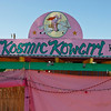 """The eclectic Kathy's Kosmic Kowgirl Kafe, Study Butte, Texas is a """"must"""" when visiting Big Bend."""