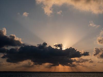 big torch key sunset