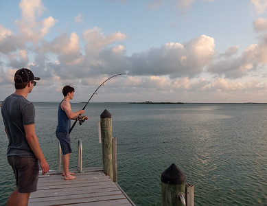 big torch key fishing