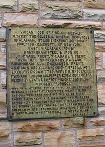 Vulcan Plaque