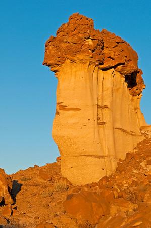Bisti Badlands Wilderness Area, NW New Mexico