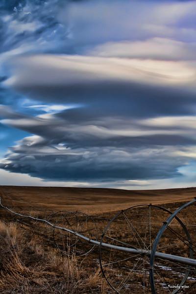 clouds @ groff