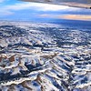 Rugged South Dakota countryside