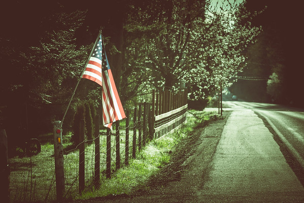 Patriotic Monday Morning