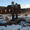 Bodie California, January 2009