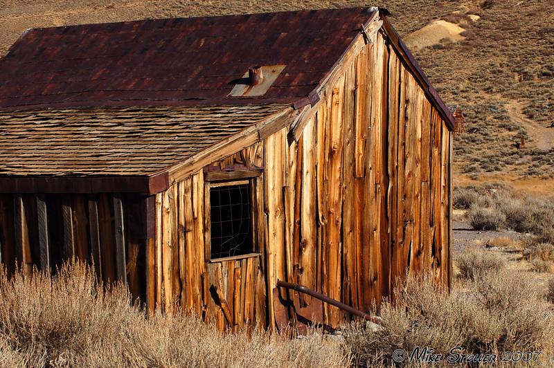 Bodie California, October 2006