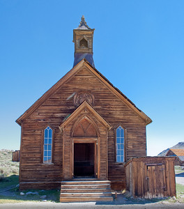 Bodie Ghost Town, California State Historic Park