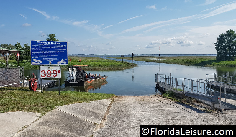Boggy Creek Airboat Adventures, Kissimmee,  Florida - 6th June 2019 (Photographer: Nigel G Worrall)