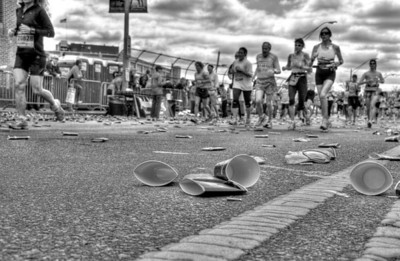 Running on Empties- The Boston Marathon