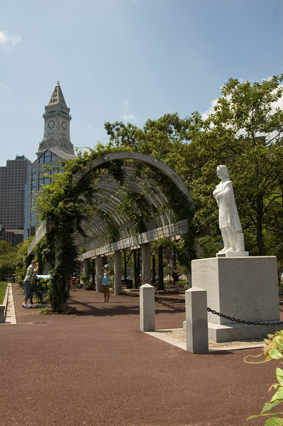 Christopher Columbus Park - Boston