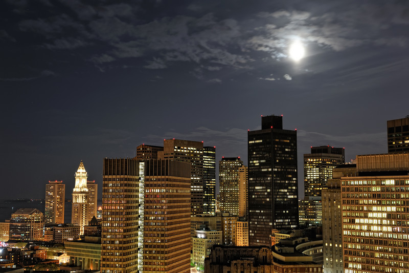 City Moonlight