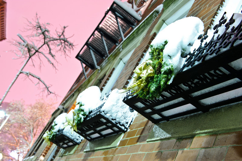 Snow Capped Wreaths