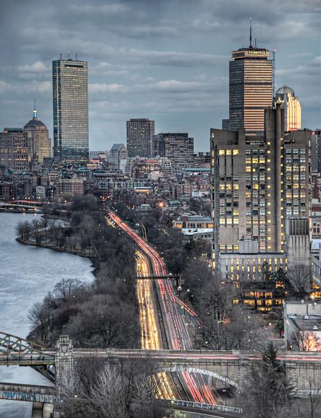 Cold Boston